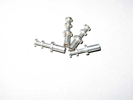 "Turret Terminals - .094"" Board Thickness, Silver Plated"