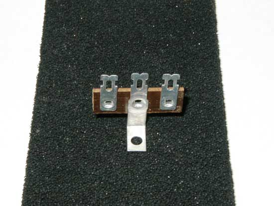 3 Lug Terminal Strip - Single Mounting Lug