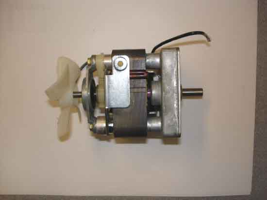 Dayton 3M257 Parallel Shaft AC Gearmotor