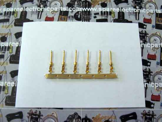 66506-3 Connector Contact Pin - 6 Pack