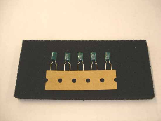poly mylar film capacitors great deals on nos surplus obsolete 001uf 50v ncc film capacitor